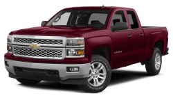 (LT w/1LT) 4x4 Double Cab 6.6 ft. box 143.5 in. WB