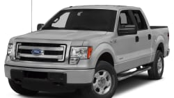 (Lariat) 4x4 SuperCrew Cab Styleside 6.5 ft. box 157 in. WB