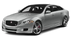 (XJR LWB) 4dr Rear-wheel Drive Sedan