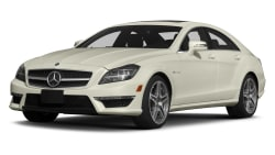 (Base) CLS63 AMG 4dr All-wheel Drive 4MATIC Sedan