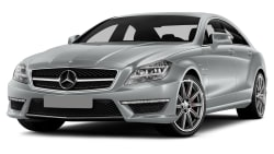 (S-Model) CLS63 AMG 4dr All-wheel Drive 4MATIC Sedan