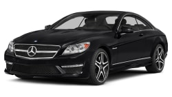 (Base) CL63 AMG 2dr Coupe