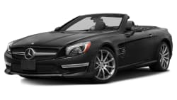 (Base) SL63 AMG 2dr Roadster