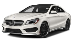 (Base) CLA45 AMG 4dr All-wheel Drive 4MATIC Sedan