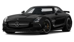 (Base) SLS AMG Black Series 2dr Coupe