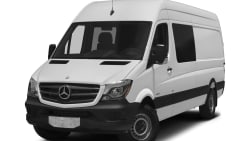 (High Roof) Sprinter 2500 Crew Van 170 in. WB