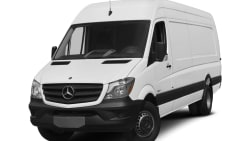 (High Roof) Sprinter 3500 Extended Cargo Van 170 in. WB DRW