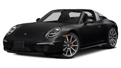 (Targa 4) 2dr All-wheel Drive Coupe