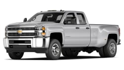 (LT) 4x2 Double Cab 158.1 in. WB DRW