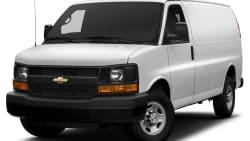 (Work Van) Rear-wheel Drive Cargo Van