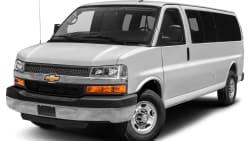 (LS w/1LS) Rear-wheel Drive Extended Passenger Van