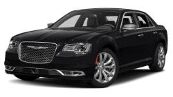 (Platinum) 4dr Rear-wheel Drive Sedan