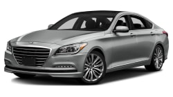 (5.0) 4dr Rear-wheel Drive Sedan