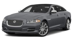 (XJL Supercharged) 4dr Rear-wheel Drive Sedan