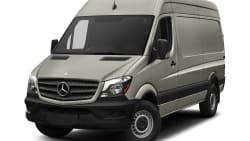 (High Roof I4) Sprinter 2500 Cargo Van 170 in. WB Rear-wheel Drive