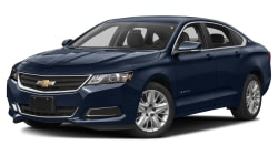 2017 Chevrolet Impala LS w/1LS 4dr Sedan Information