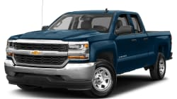 (LS) 4x2 Double Cab 6.6 ft. box 143.5 in. WB