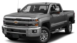 (LTZ) 4x4 Double Cab 158.1 in. WB SRW