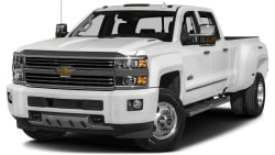 (High Country) 4x2 Crew Cab 167.7 in. WB DRW