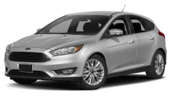 (Titanium) 4dr Hatchback