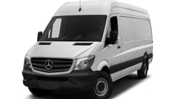 (High Roof I4) Sprinter 2500 Extended Cargo Van 170 in. WB Rear-wheel Drive