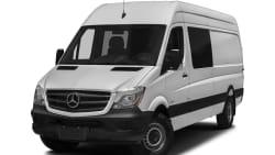 (Standard Roof I4) Sprinter 2500 Crew Van 144 in. WB Rear-wheel Drive