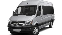 (High Roof I4) Sprinter 2500 Passenger Van 170 in. WB Rear-wheel Drive