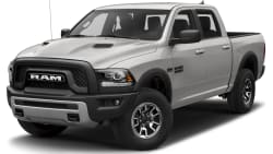 (Rebel) 4x2 Crew Cab 140 in. WB