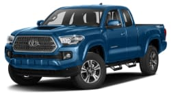 (TRD Sport V6) 4x2 Access Cab 127.4 in. WB