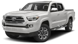 (Limited V6) 4x2 Double Cab 127.4 in. WB