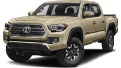 (TRD Off Road V6) 4x2 Double Cab 127.4 in. WB