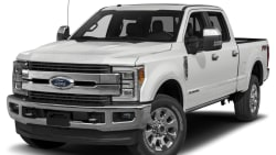 (King Ranch) 4x2 SD Crew Cab 6.75 ft. box 160 in. WB SRW