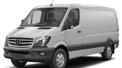 (Standard Roof I4) Sprinter 2500 Cargo Van 144 in. WB Rear-wheel Drive