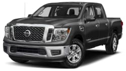 (SV) 4dr 4x2 Crew Cab 139.8 in. WB