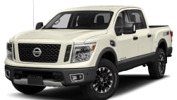 (PRO-4X) 4dr 4x4 Crew Cab 139.8 in. WB