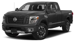 (PRO-4X) 4dr 4x4 King Cab 6.3 ft. box 139.8 in. WB