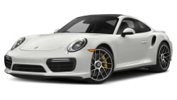 (Turbo S) 2dr All-wheel Drive Coupe