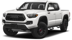 (TRD Pro V6) 4x4 Double Cab 127.4 in. WB