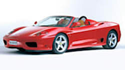 2001 360 Modena