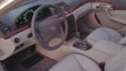 2001 S-Class