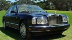 2001 Silver Seraph