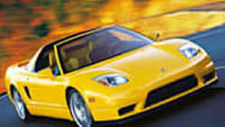 2002 NSX-T