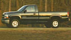 2002 Silverado 3500