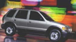 2002 Sportage