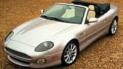 2001 DB7 Vantage