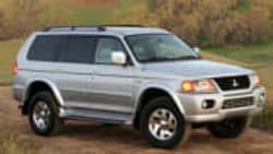 2003 Montero Sport