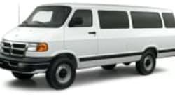 2000 Ram Wagon 3500