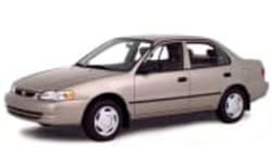 2000 Corolla