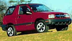1999 Tracker