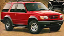 1999 Explorer